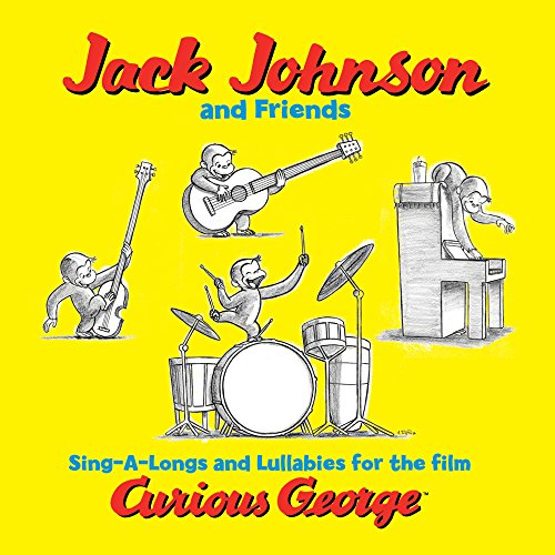Music : Sing-A-Longs And Lullabies For The Film Curious George [LP]