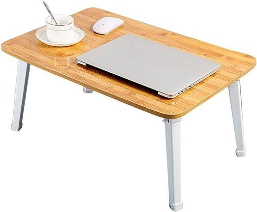 Sólido Escritorio de la computadora Mesa Plegable Mesa pequeña ...