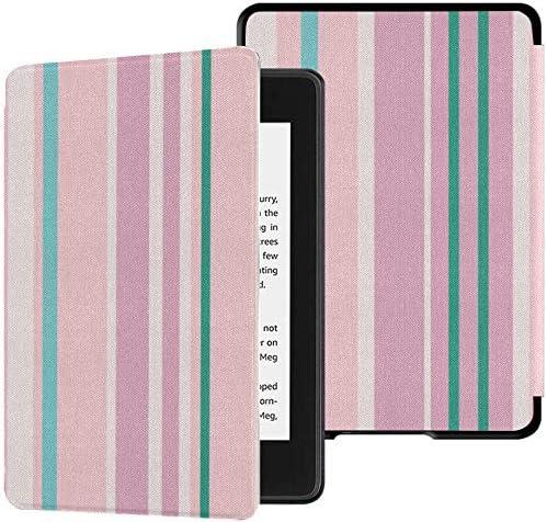 Kindle Paperwhite Estuche Niños Rayas Verticales Simple Vision Kindle Paperwhite Estuche 2018 Estuche con Auto Despertador/Reposo para Kindle Paperwhite 2018 10a generación 2018: Amazon.es: Electrónica