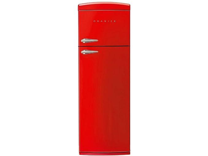 Oranier RKG 2 Stand dispositivo nevera y congelador Rojo ...