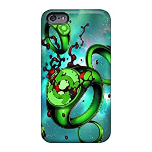 Shock-Absorbing Hard Phone Covers For Iphone 6 With Custom Attractive Strange Magic Pictures TimeaJoyce