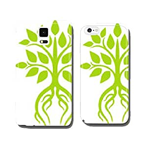 Tree and roots cell phone cover case iPhone6