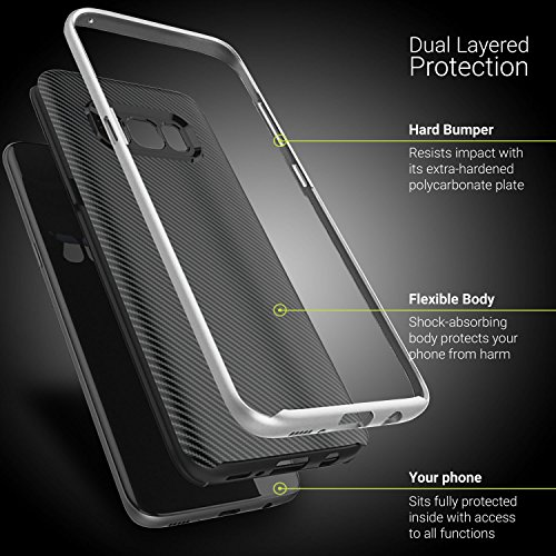 olixar x-duo samsung galaxy s8 plus case