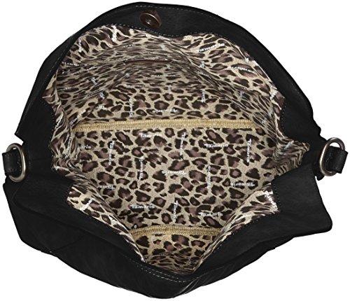 Bernadette Black portés Noir Hobo Tamaris Bag épaule Sacs BSzUqU