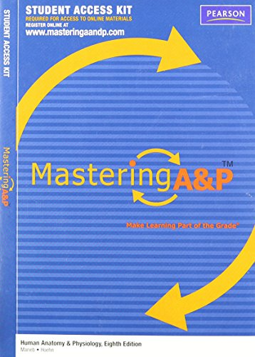 masteringap-standalone-access-card-for-human-anatomy-physiology