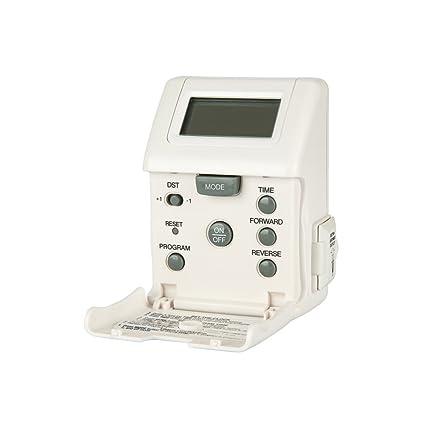 tork sa130 15 amp digital lamp timer - Lamp Timer