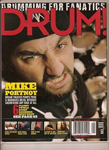 Mike Johnston Drum - 3