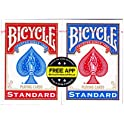 2-Pack Bicycle Poker Size Standard Index Playing Cards
