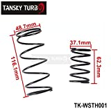 38MM TURBO EXTERNAL WASTEGATE WG SPRING COATED REPLACEMENT 14 PSI/8PSI 1BAR FOR TURBO SMART TK-WSTH001