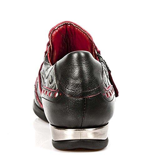 New Rock Hybrid Mehrfarbig Schuhe M.HY019-S2 Red