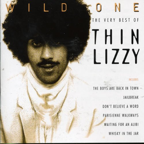 CD : Thin Lizzy - Wild One: Very Best Of (Remastered)