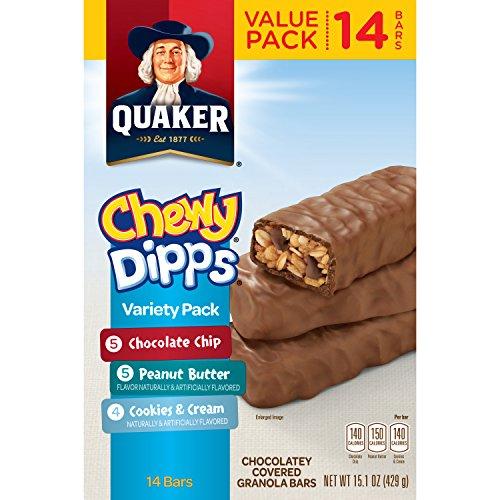 quaker trail mix - 5