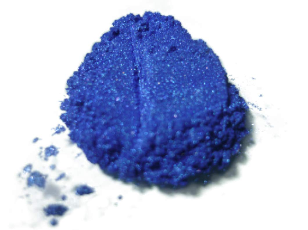 42g/1.5oz DEEP Blue SEA Mica Powder Pigment (Epoxy, Resin, Soap, Plastidip) Black Diamond Pigments DBS-01