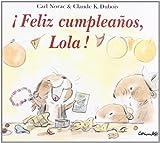 Feliz Cumpleanos, Lola!, Carl Norac, 8484703800