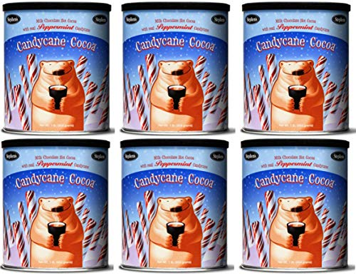 (Stephen's Gourmet Hot Cocoa, Candycane Cocoa, 16-Ounce Can ( Pack- 1 ))