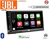 JBL Legend CP100 Double Din Media Player with Apple CarPlay Android Auto NO CD