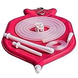 HealthAndYoga(TM) Enema Bag Kit