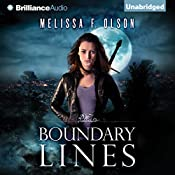 Boundary Lines: Boundary Magic, Book 2   Melissa F. Olson