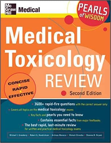 Medical toxicology review pearls of wisdom second edition medical toxicology review pearls of wisdom second edition 2nd edition fandeluxe Image collections