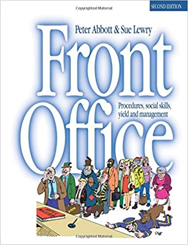 Front Office, Second Edition: P  Abbott, S  Lewry