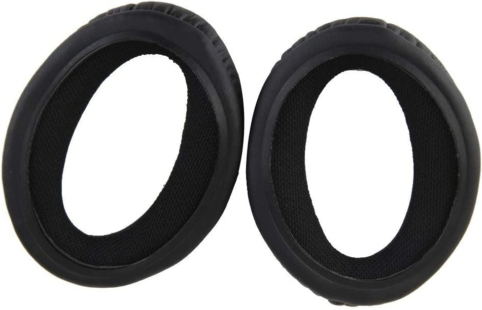VEVER 2 pcs Replacement Earpads Ear Pads Cushion for for Sony MDR-NC60 Noise Canceling Headphone