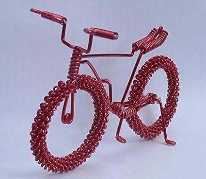 amazon com unique metal crafts gift art road tandem love bike model