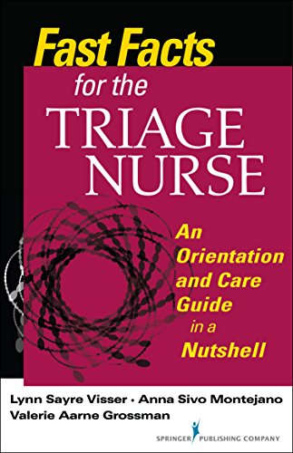 Fast Facts for the Triage Nurse (Fast Facts for Your Nursing Career) Pdf