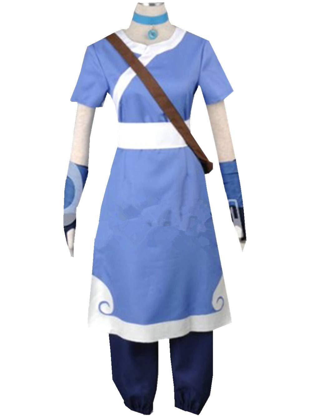 (Procosplay)the Last Airbender Korra Water Tribe Outfit Cosplay Costume  \u0026100% Hand Made