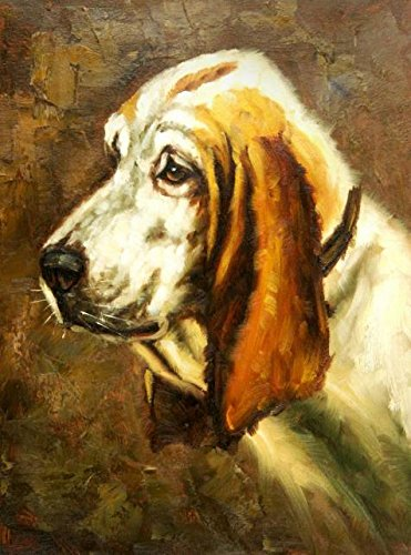 [Oil Painting 'Wall Decoration Of A Dog' Printing On Perfect Effect Canvas , 18x24 Inch / 46x62 Cm ,the Best Bar Gallery Art And Home Decor And Gifts Is This High Quality Art Decorative Canvas] (Turkeys Go On Strike Costumes)