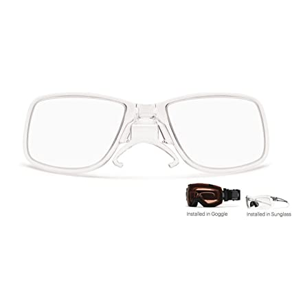 9b35dc9a3deba Amazon.com   Smith Optics ODS3 Rx Adaptor (Clear)   Sports   Outdoors