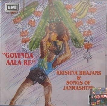 Various - Govinda Aala Re : Krishna Bhajan & Songs of