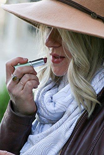 TRAVEL SCARF by WAYPOINT GOODS // Infinity Scarf w/ Secret Hidden Zipper Pocket (Yellowstone Natl Park)