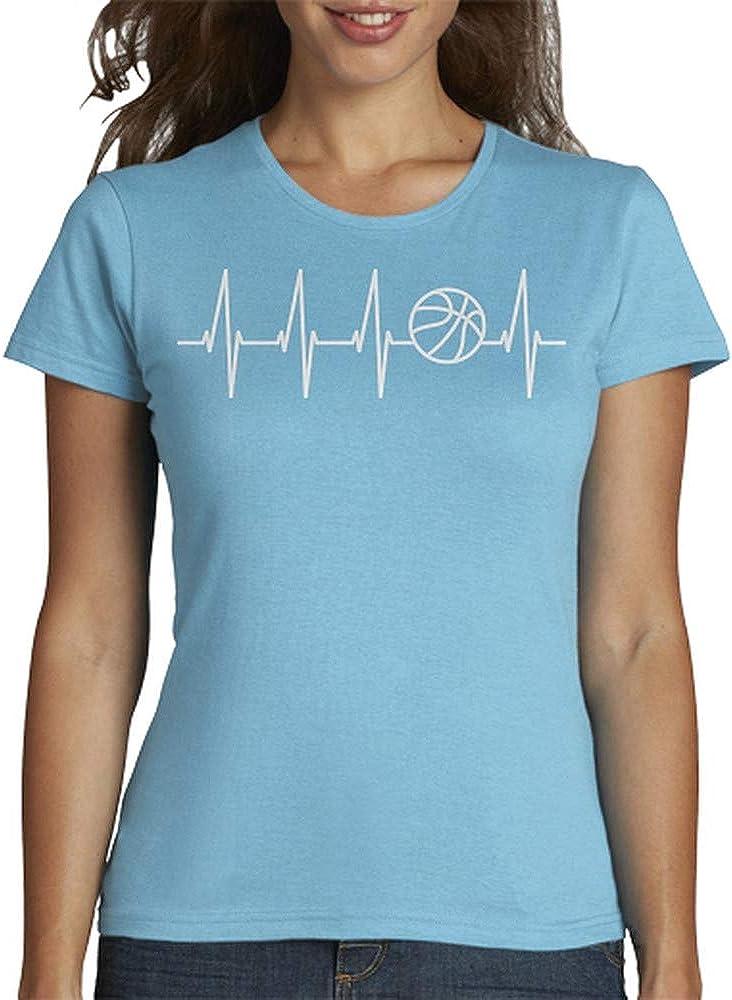 latostadora - Camiseta Baloncesto para Mujer: MundoAtleti: Amazon.es: Ropa y accesorios