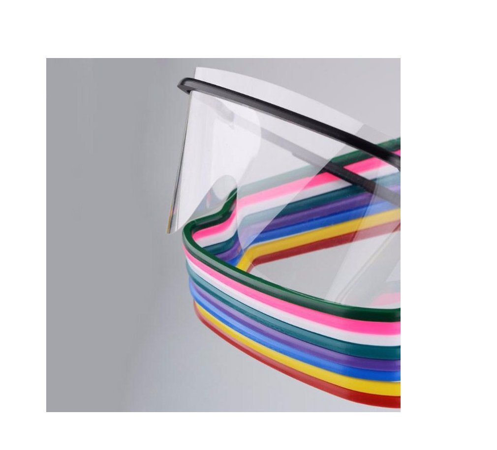 Cardinal Health Protective Eyewear Case of 50 CAHEYEWEAR Multi Color