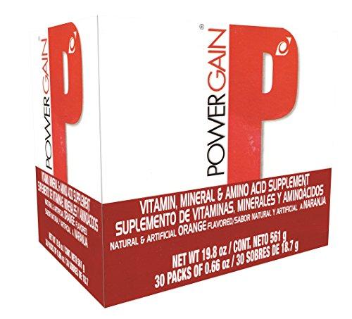 Power Gain, 30 servings