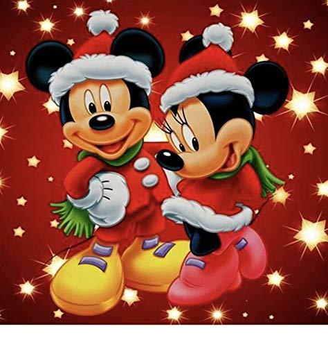 Calendrier De L Avent Minnie.Calendrier De L Avent Mickey Et Minnie Chocolats 6