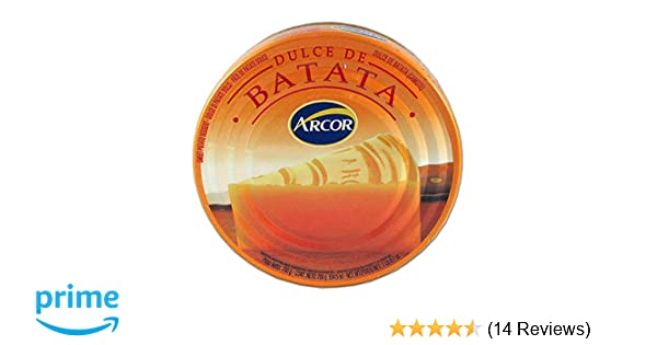 Amazon.com : Arcor Dulce De Batata 700grs 2 pack : Jams And Preserves : Grocery & Gourmet Food