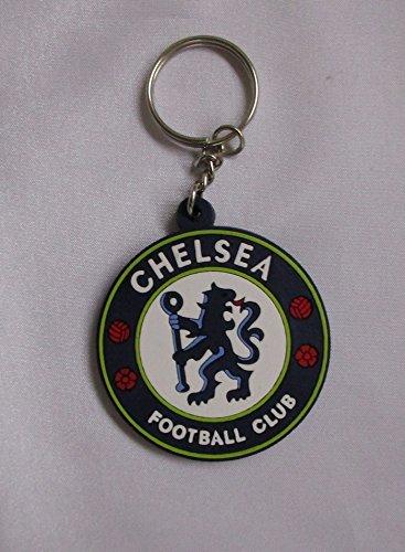 Llavero con llavero FC Chelsea London (todo Longitud 5 x 5 ...