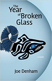 Book Year of Broken Glass