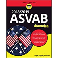 2018 / 2019 ASVAB For Dummies