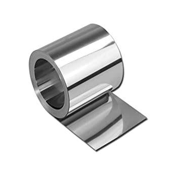 Hoja delgada de acero inoxidable S304 de 0,05 x 100 x 1000 ...