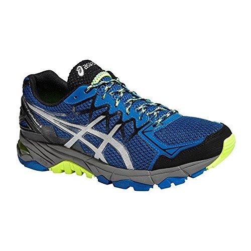 ASICS - Gel-fujitrabuco 4, Zapatillas de Running hombre Azul