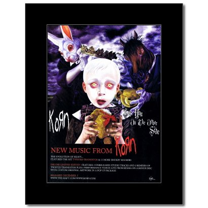 Korn - See You On The Other Side Mini Poster