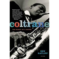 Coltrane: The Story of a Sound book cover