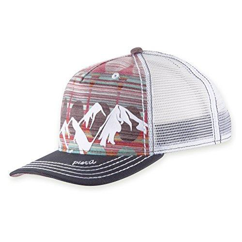 Pistil Women's McKinley Trucker Hat, Graphite