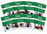 Manhattan Prep GRE Set of 8 Strategy Guides (Manhattan Prep GRE Strategy Guides) by Manhattan Prep Fourth edition (Textbook ONLY, Paperback)