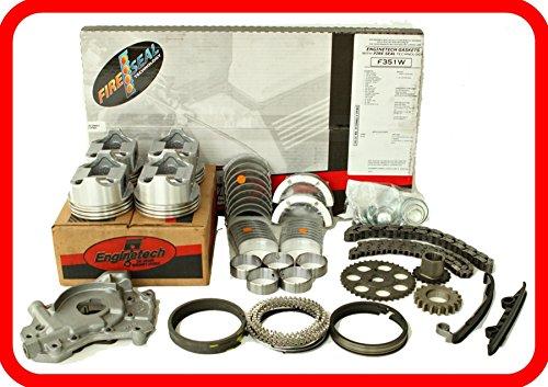 Engine Rebuild Overhaul Kit FITS: 1985-1995 Toyota Truck 4Runner 2.4L SOHC 22R 22RE ()