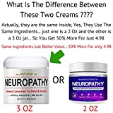 Neuropathy Nerve Pain Relief Cream - Maximum