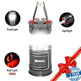 Best Night Light With Chargeable Batteries - Rechargeable Lantern Flashlight, COSOOS Portable LED Camping Lamp Review