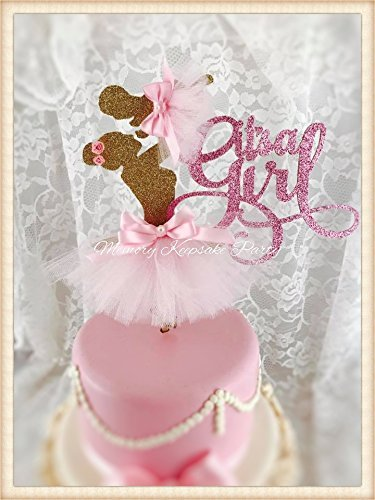 It's A Girl Baby Shower Cake (Ballerina Baby Shower Decorations)